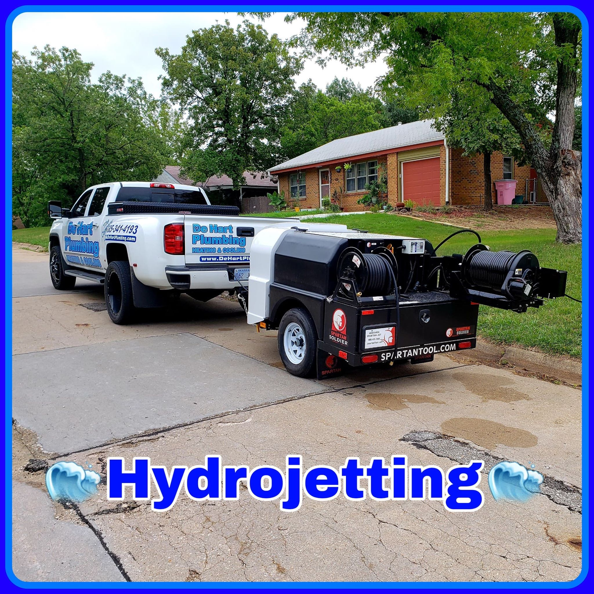 Hydrojetting