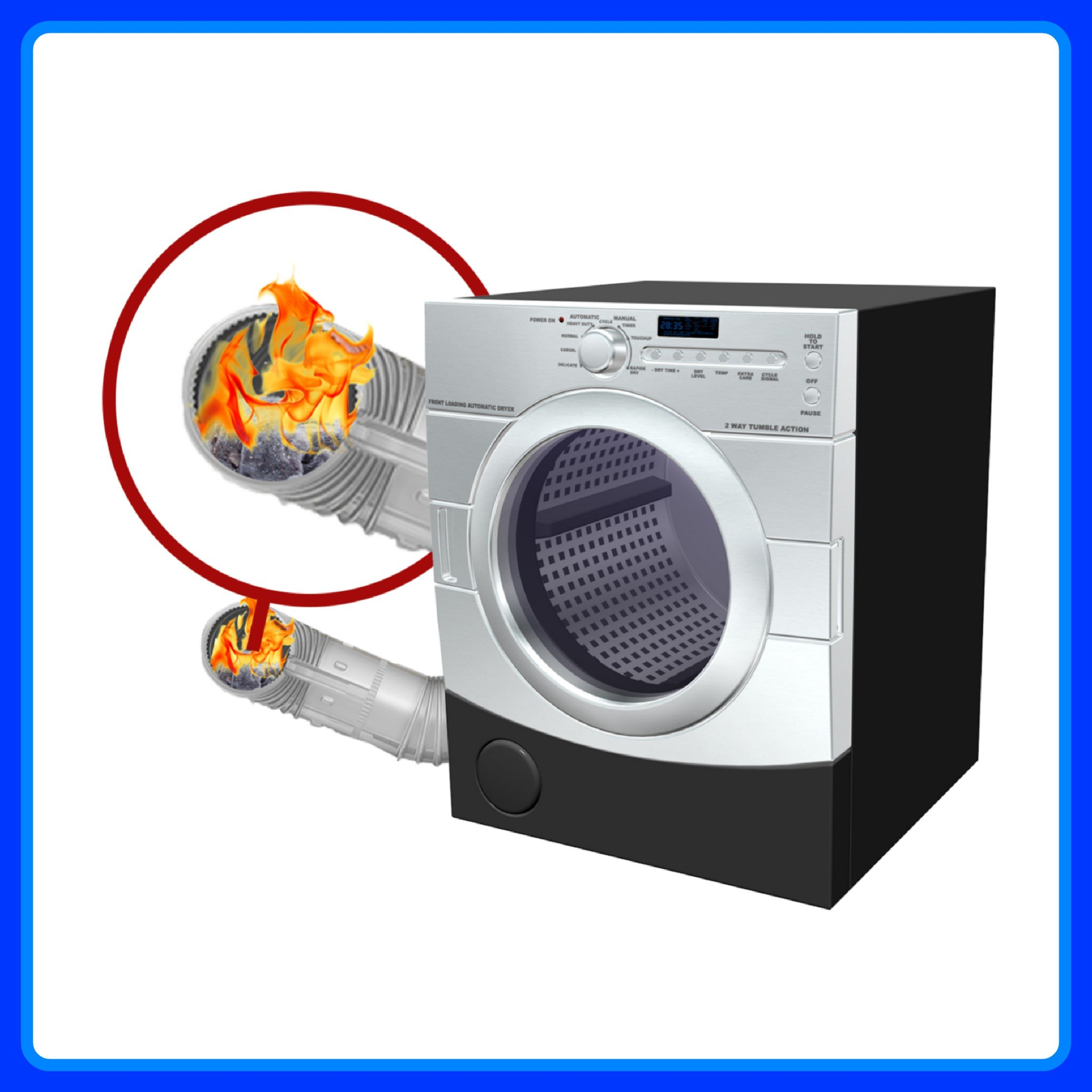 Dryer Vent Cleaning De Hart Plumbing Manhattan, Topeka ...